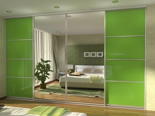 Шкаф Зелень